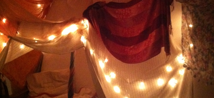 Activate Creativity: Build a Fort