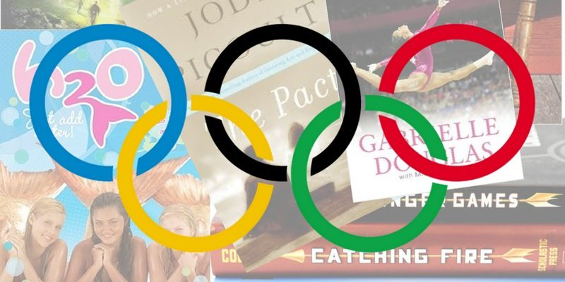 2016 Rio Olympic Women Gymnasts and Their Favorite Books