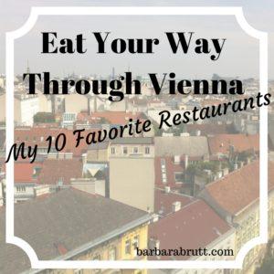 Eat Your Way Through Vienna