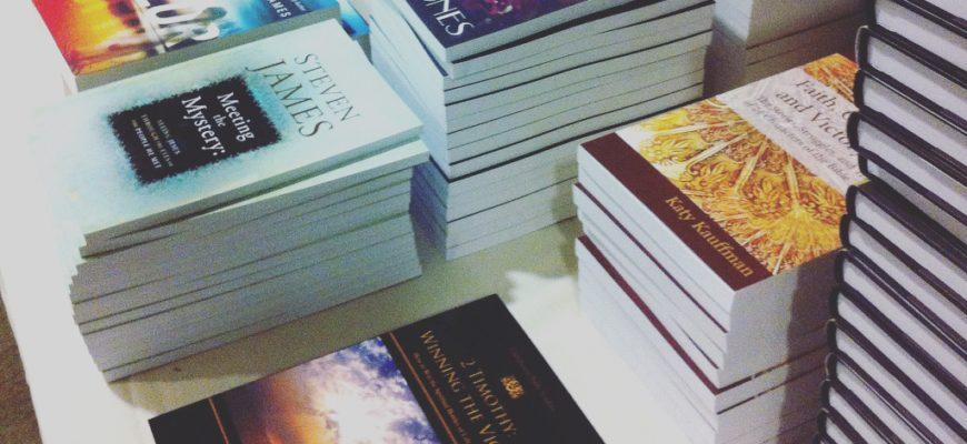 books, writing, stephen james