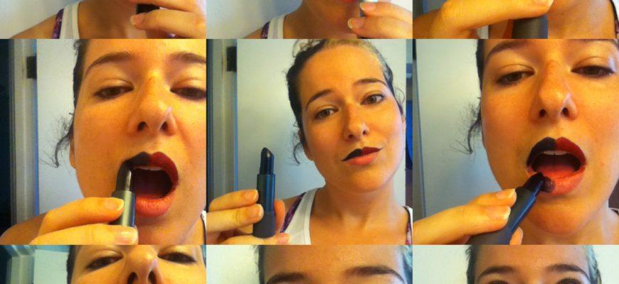 I Love Bold Lipstick