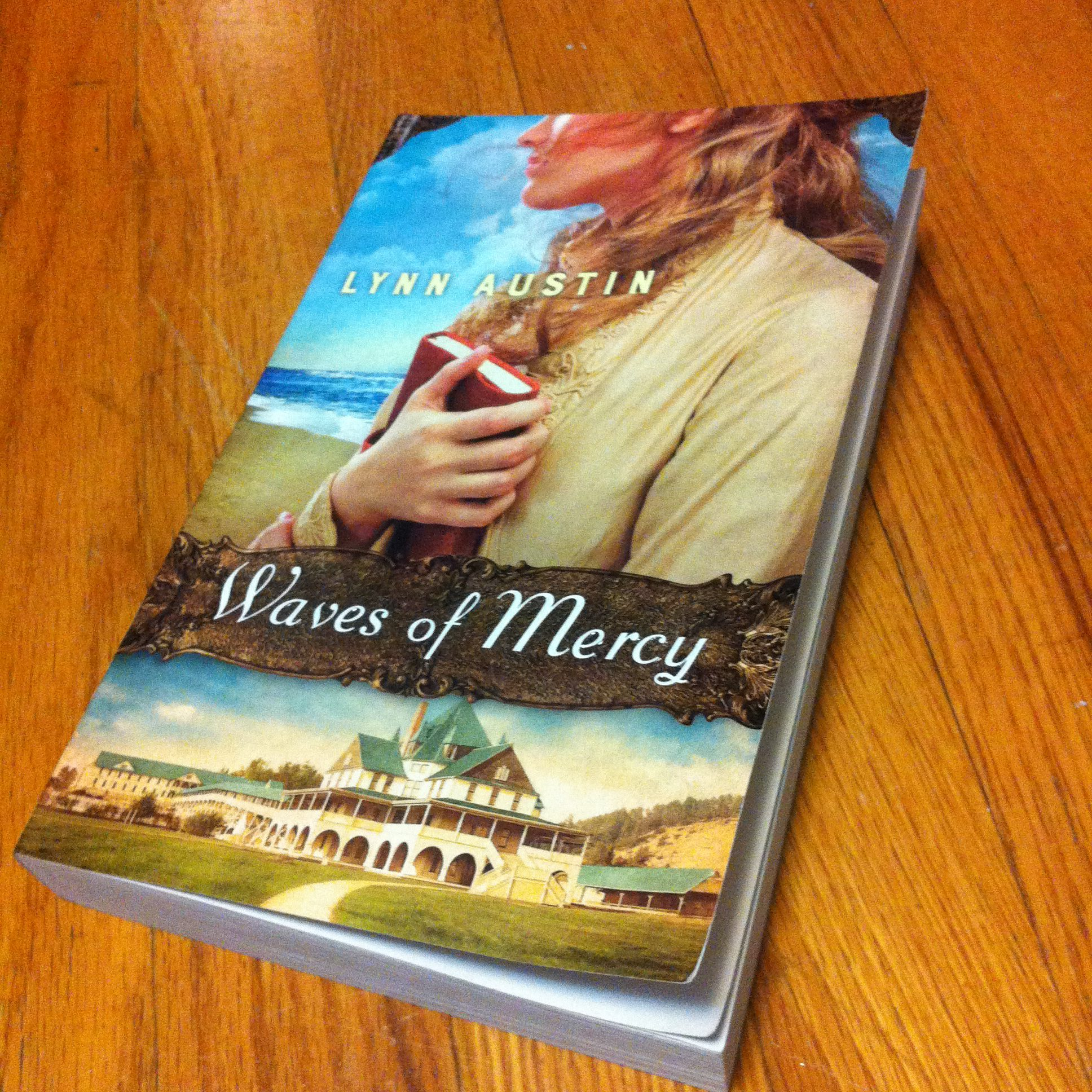 Book Recommendation: Waves of Mercy by Lynn Austin