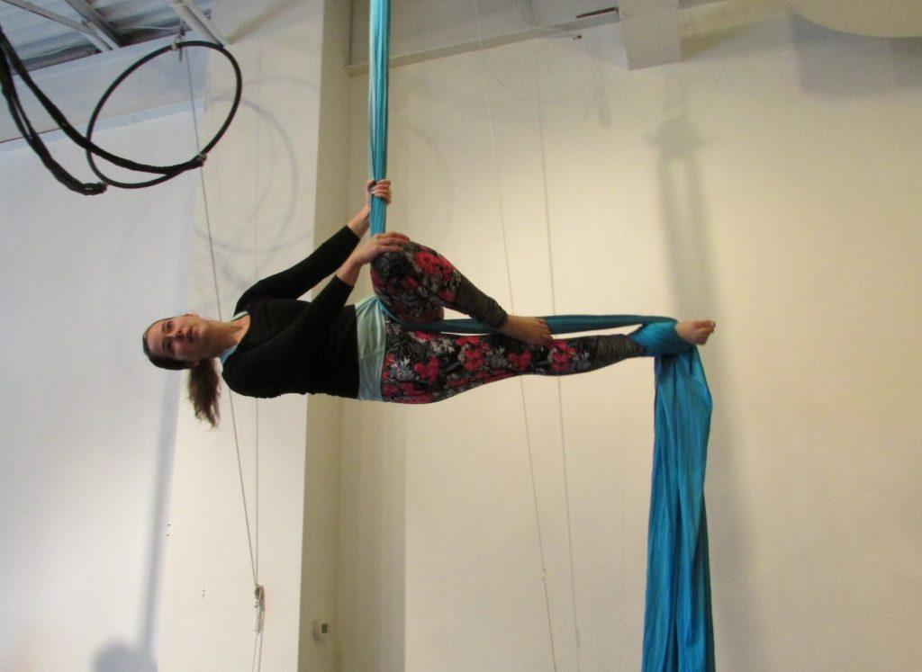 December 2016 Inspiration aerial silks