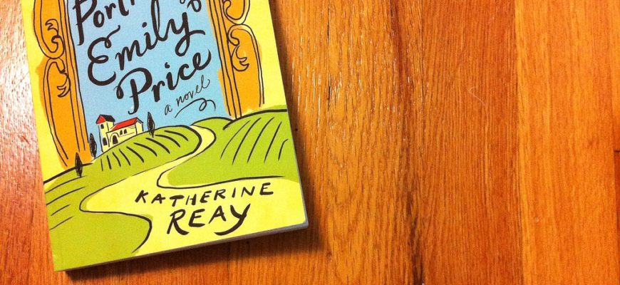 Book Recommendation: A Portrait of Emily Price by Katherine Reay