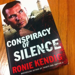 Book Recommendation: Conspiracy of Silence (The Tox Files) by Ronie Kendig