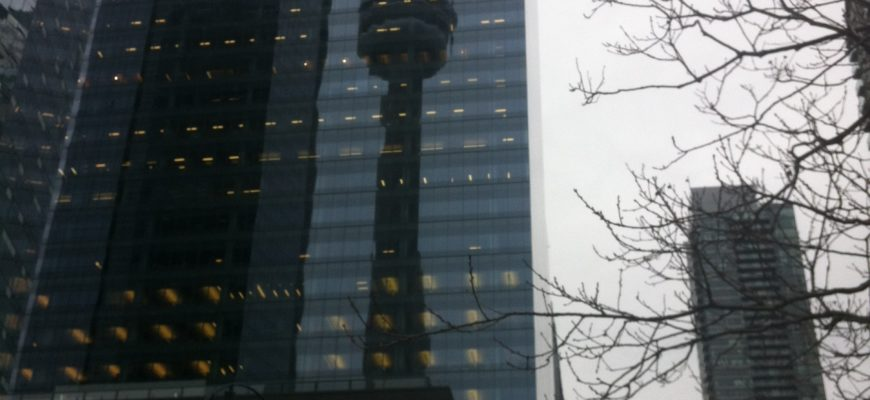 My 12-Hour Toronto Layover