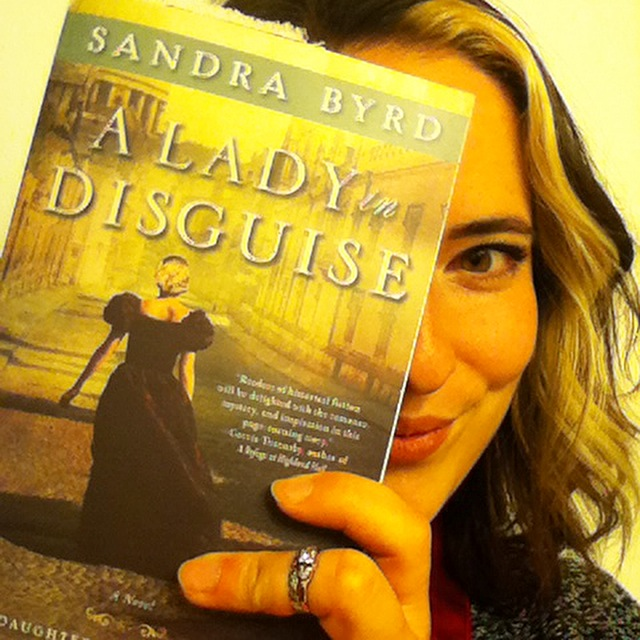 Book Recommendation: A Lady in Disguise by Sandra Byrd
