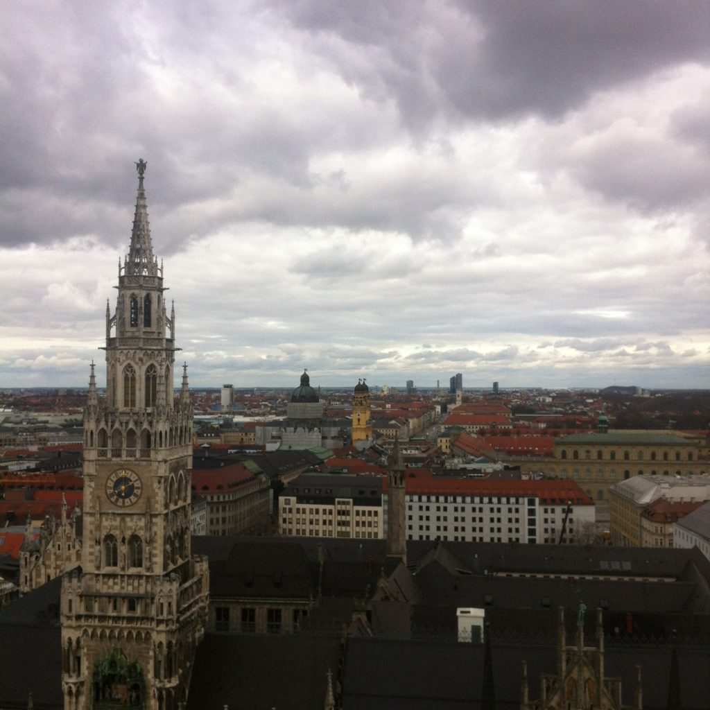 My 10-Hour Munich Layover