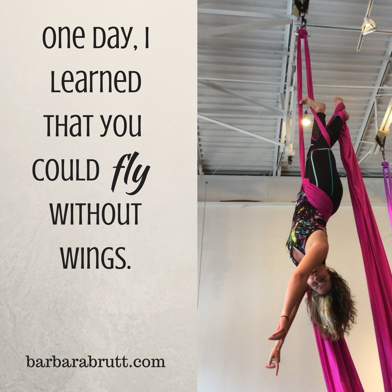 7 Reasons I Love Aerial Silks