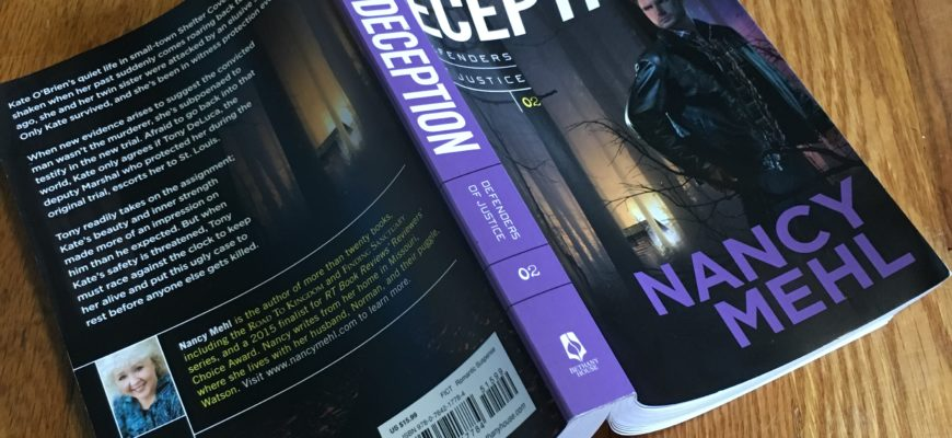 Book Review: Dark Deception by Nancy Mehl
