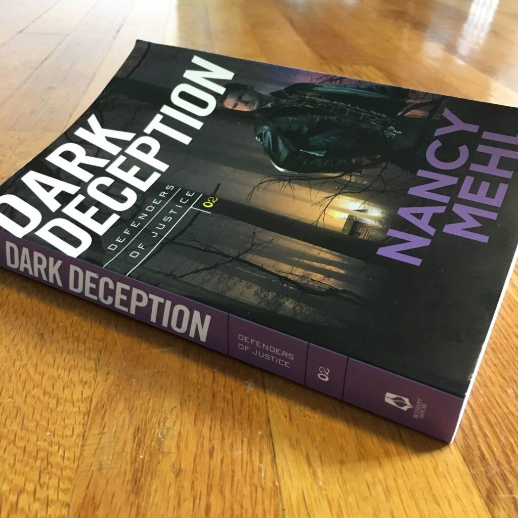 Book Review: Dark Deception by Nancy Mehl