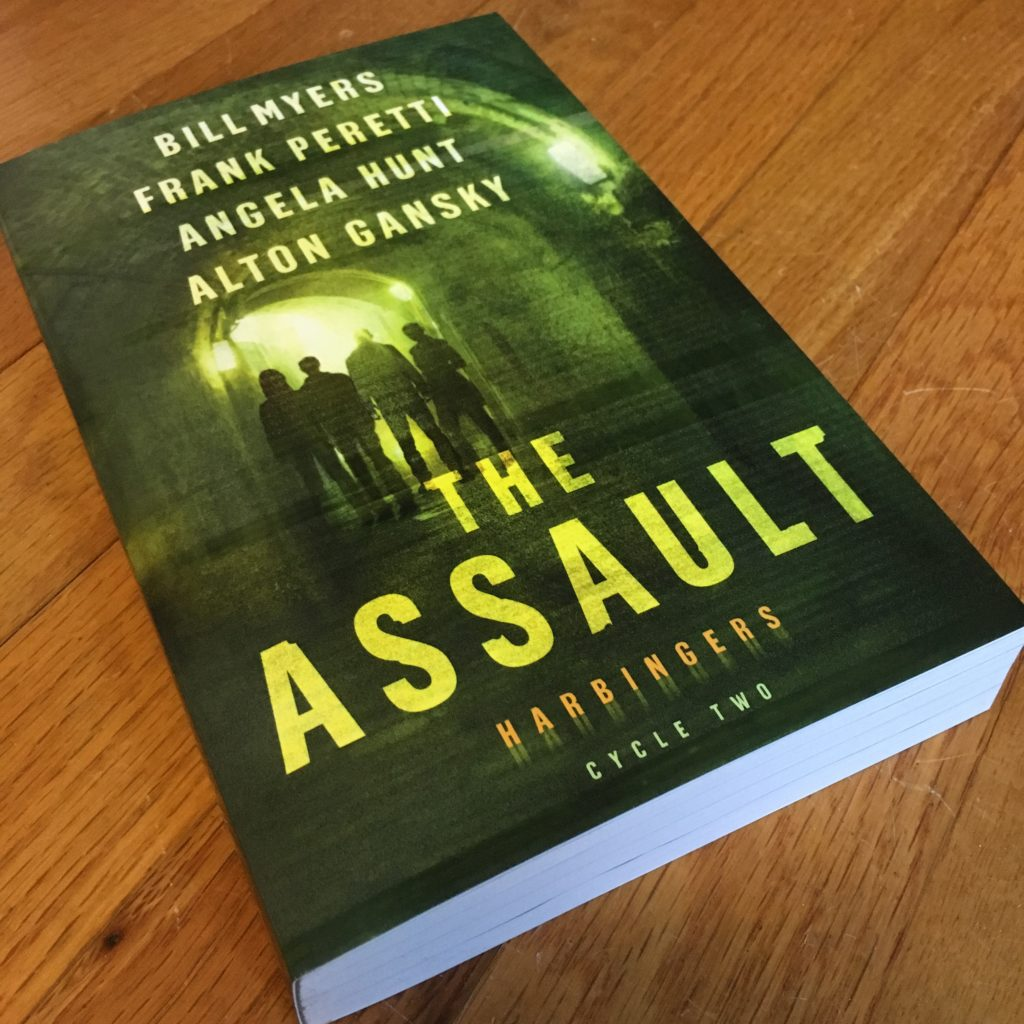 Book Recommendation: The Assault (Harbingers, Cycle 2)