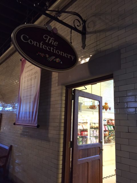 The Confectioner's Shop at Biltmore