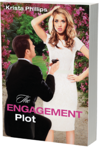 Author Interview: The Engagement Plot by Krista Phillips