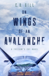 Author Interview: On Wings of an Avalanche by C.D. Gill